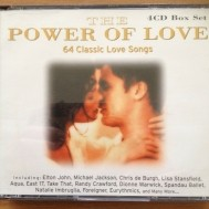 4 CD's - The Power of Love