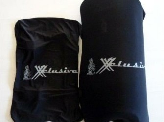 Legguard covers voor zaalhockey