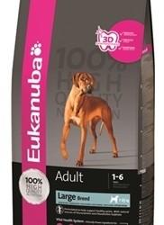 Eukanuba Large breed kip 15kg nu 48,99