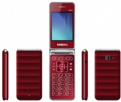 Mobiele GSM Khocell 15S+ Rood