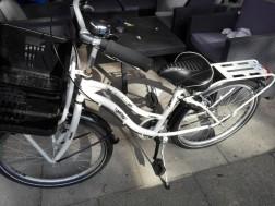 Goed onderhouden meiden fiets 24 inche