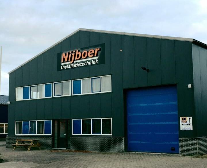 Het installatiebureau in Midden-Drenthe