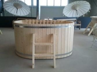 Hottubs ovaal luxe 200 cm