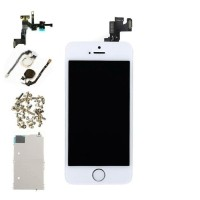 iPhone 5S Voorgemonteerd Scherm (Touchscreen + LCD + Onderd…