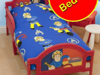 Brandweerman Sam RESCUE Junior Beddegoed Set