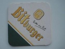 5 bierviltjes Bitburger