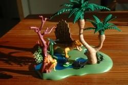 Playmobil dinos Dimetron