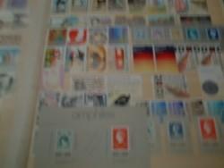 Postzegelverzameling Nederland