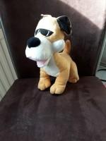 zgan.knuffel hond JAFRI TOYS