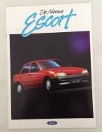 Oude folder - Ford Escort