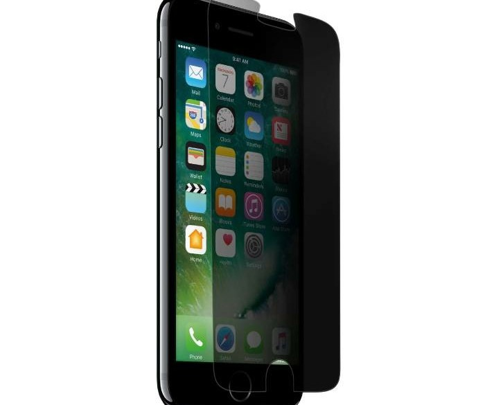iPhone 6S Privacy Screen Protector Tempered Glass Film Geha…