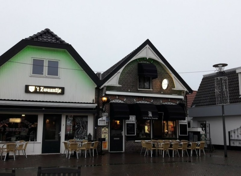 Café Bar het Zwaantje, het biercafé van Drenthe!