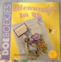 Boekje - Elfenwensjes in 3D