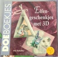Boekje - Elfengeschenkjes met 3D
