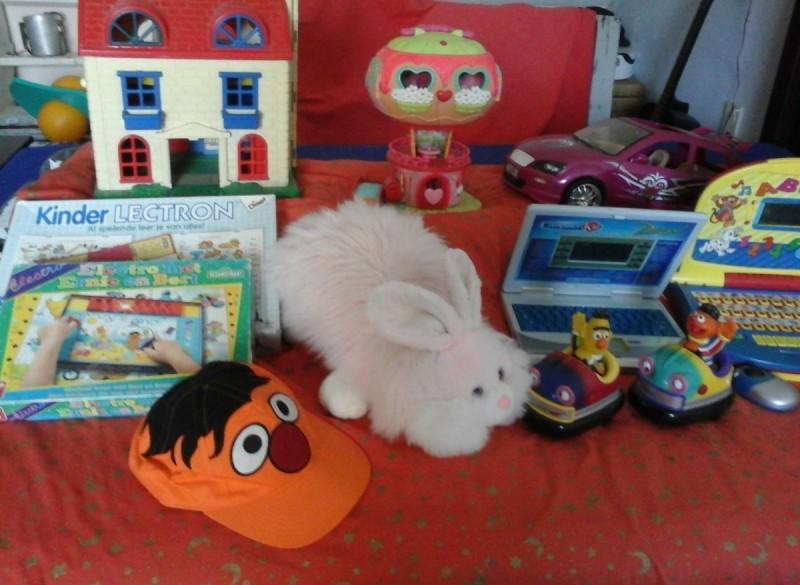 Verschillend Speelgoed