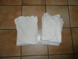 e 4 SAMEN! -> 7 T-shirts L/XL voor E 4