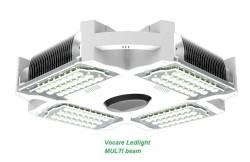 LED multi-beam hal verlichting High Power 100W 16.000 Lumen