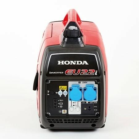 Generator Honda Eu22i Inverter 1800 Watt continu. super sti…