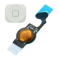 Voor Apple iPhone 5 - AAA+ Home Button Assembly met Flex Ca…