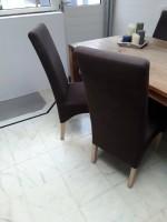 Eetkamertafel stoelen