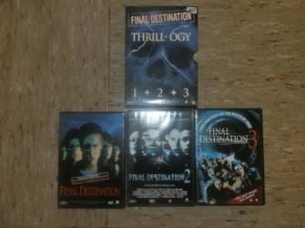 final destination boxset 3 dvd