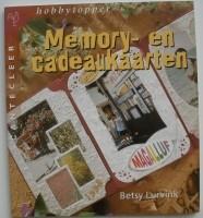 Boekje - Memory- en cadeaukaarten