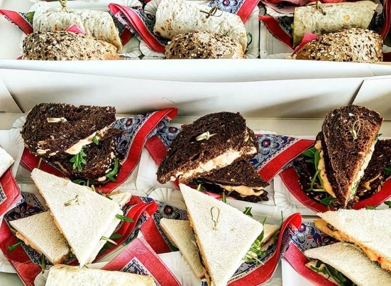Powerlunch, lunch met soep, gratis bezorging in Beilen