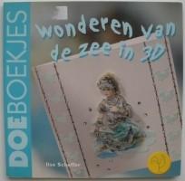 Boekje - Wonderen van de zee in 3D