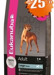 EUKANUBA adult large breed kip 15kg €54,99
