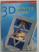Boekje - 3D winterboek