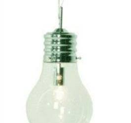 Design Hanglamp Lightbulb Peer XL Kare Lamp Bulb
