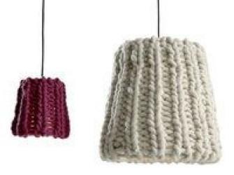 Unieke Design Hanglamp Wollen Lampenkappen