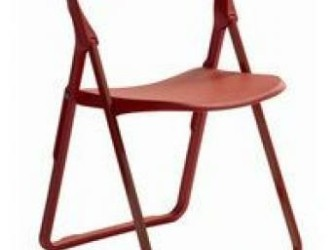 "Opvouwbare Italiaanse Design stoel ""Bek"""