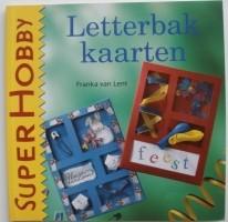 Boekje - Letterbakkaarten