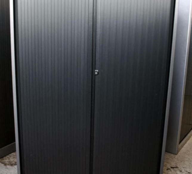Roldeurkasten, garagekasten, archiefkasten Ahrend 160x120x4…