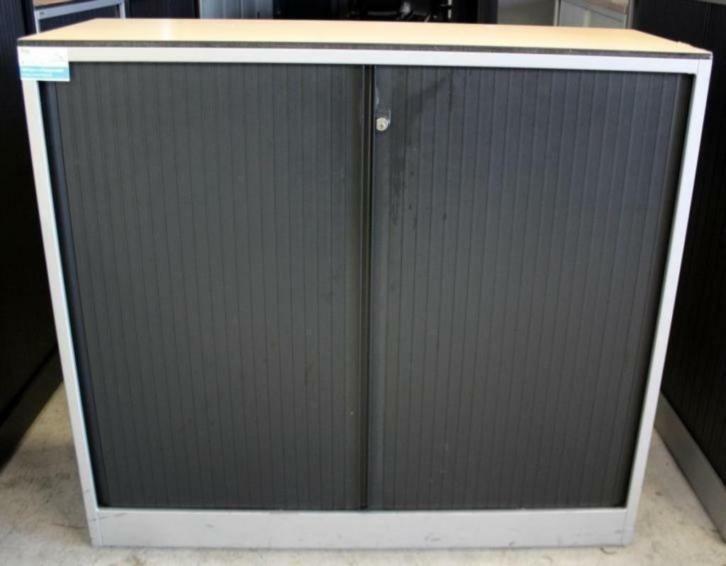Roldeurkasten, garagekasten, archiefkasten Ahrend 110x120x4…