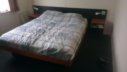 2 persoons bed 160x200