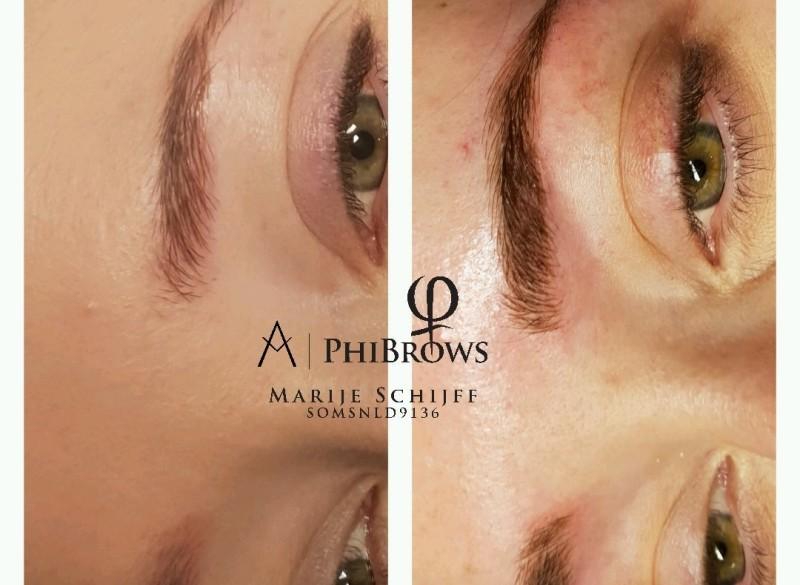Phibrows Microblading nu 199 ipv 295