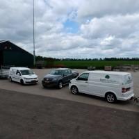 Boers Tuinklussen, carport, overkapping, kapschuur, vijvers