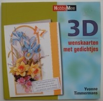 Boekje - 3D wenskaarten met gedichtjes