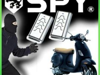 Sccoter Alarm Met Afstand Start SPY