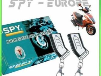 SPY Motor Alarm Waterdincht Waterproof Systeem