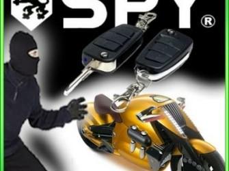 SPY Quad Trike Sccotmobiel Brommer