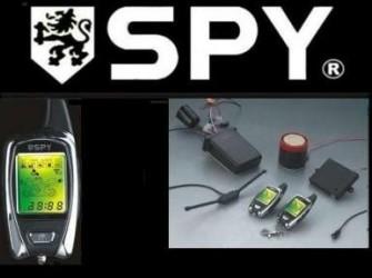 SPY Motor Alarm FM