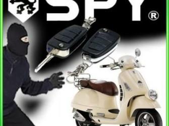 SPY SCM Alarmsysteem Motor