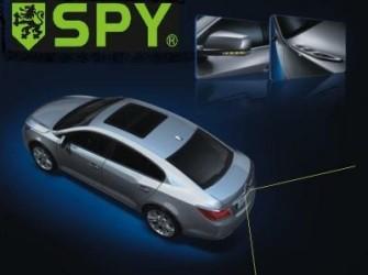 Hyundai Elantra achteruitrijcamera systeem SPY