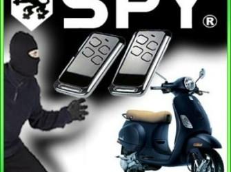 SPY Sccoter Alarm Met Afstand Start