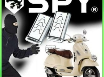 SPY Mtor Alarm Te Koop
