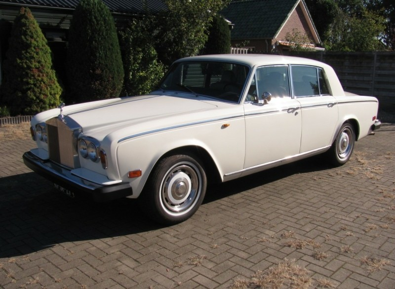 Rolls-Royce Silver Shadow 6.8 Saloon type ll