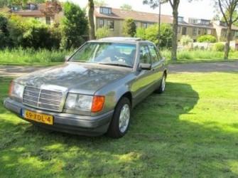 Mercedes-Benz 200-serie 260E LPG (bj 1986) 160PK